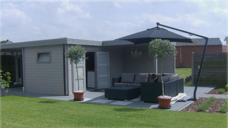 Modern garden special - Moderne lounge stijl ...
